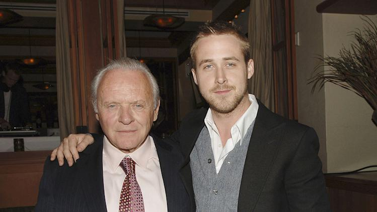 Anthony Hopkins 2007 Ryan Gosling