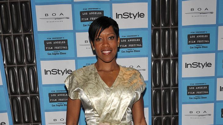 2009 Los Angeles Film Festival Keyote Films Regina King