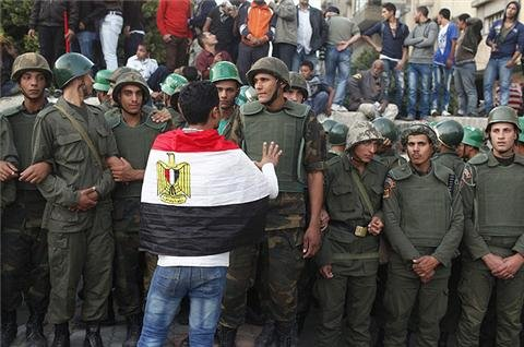 Egypt's opposition calls for more protests