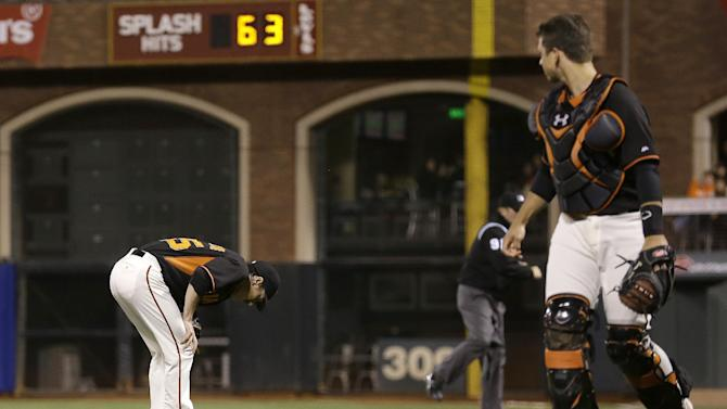 Giants RHP Lincecum expected to make next start