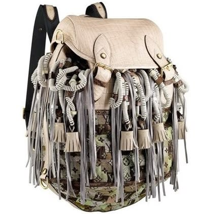 Louis Vuitton New Age Traveler backpack, $54,500