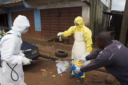 Ebola flare-up in Liberia stokes fears over health workers' vigilance