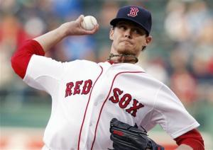 Buchholz shuts out Orioles in 7-0 Boston win