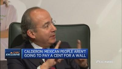 Mexico 'won't pay a cent for Trump's stupid wall'