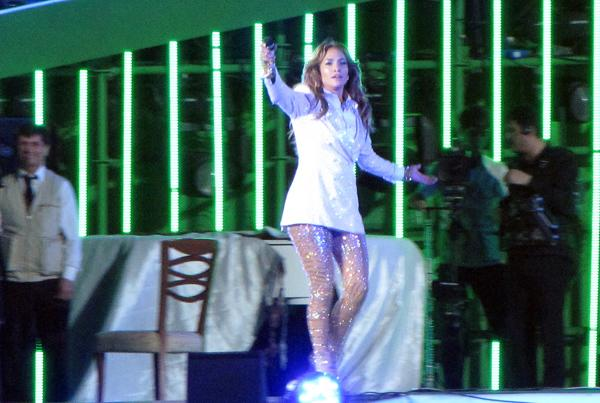 Jennifer Lopez Performs for Repressive Leader of Turkmenistan