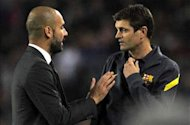 Vilanova has been part of Barcelona&#39;s recent success, says Zubizarreta