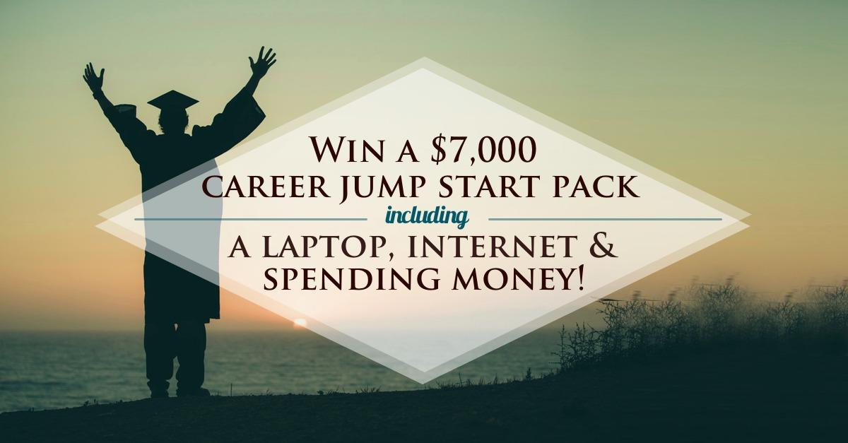 Win a $7K Faith Pack for all your college needs!