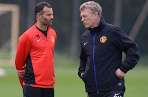 Giggs relishing Manchester United player-coach role