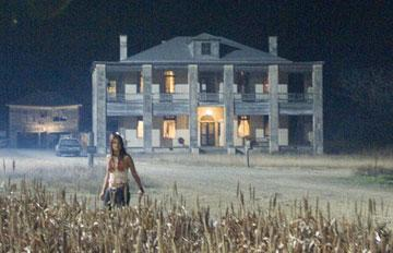 Jordana Brewster in New Line's Texas Chainsaw Massacre: The Beginning