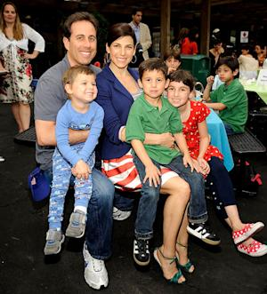 Jerry Seinfeld: My Kids Aren't Spoiled