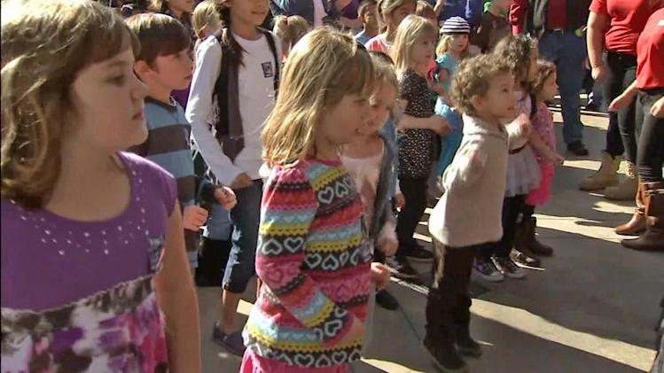 Family-friendly New Year's celebrations in OC