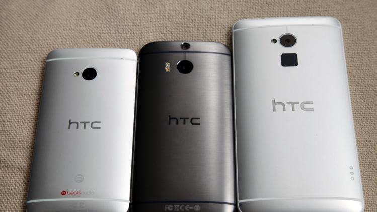 Mini and phablet versions of the HTC One (M8) seemingly in ...