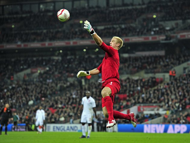 1. Joe Hart - Goalkeeper