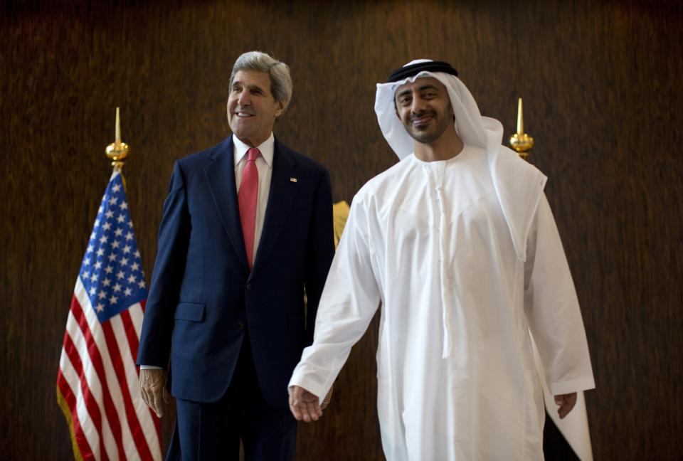 Kerry says Iran rejected nuclear deal