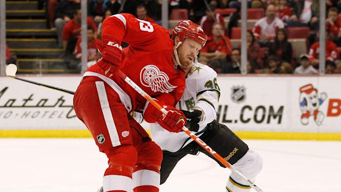 Dallas Stars v Detroit Red Wings