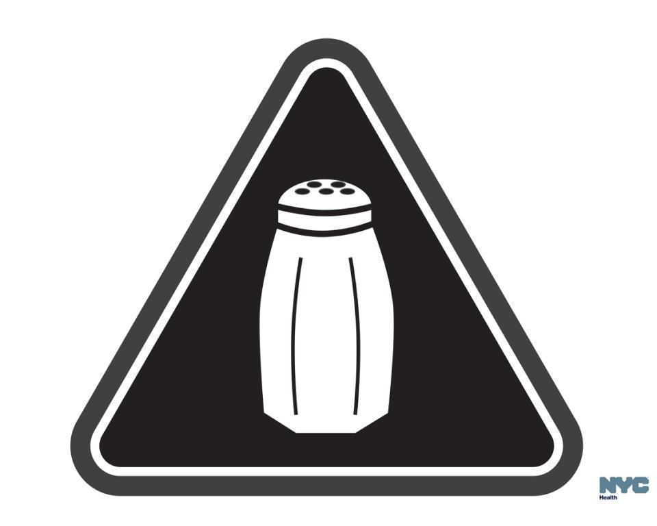 NYC's Novel Salt Warning Rule Set to Take Effect at Chain Restaurants