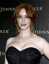 Christina Hendricks hates swimsuits. Stars, they're just like us! Photo by Getty Images.