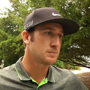Kevin Chappell interview after Round 3 of The RSM Classic