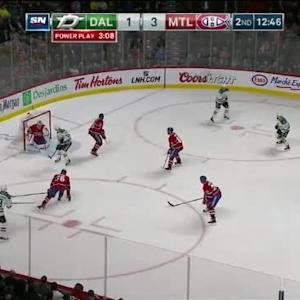 Carey Price Save on John Klingberg (07:14/2nd)