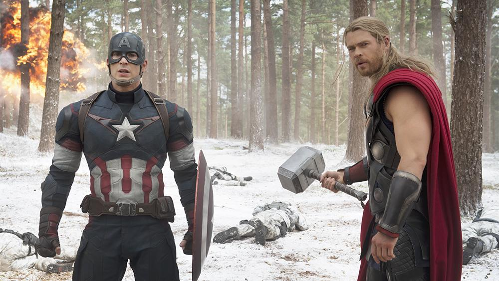 Box Office: 'Avengers' Sequel Launches with $9.5 Million Overseas