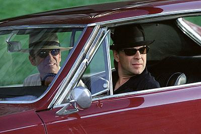 Billy Bob Thornton and Bruce Willis in MGM's Bandits