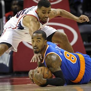 Thabo Sefolosha Making Progress In Return From Broken Fibula