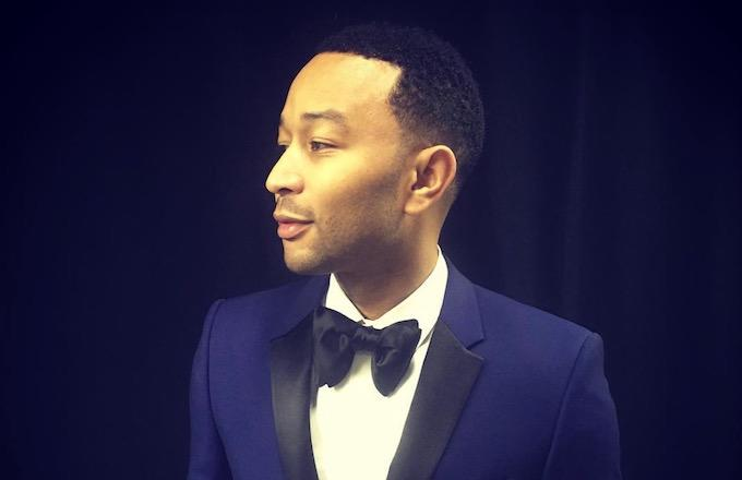Watch John Legend's Powerful and Uplifting Speech at the NAACP Awards