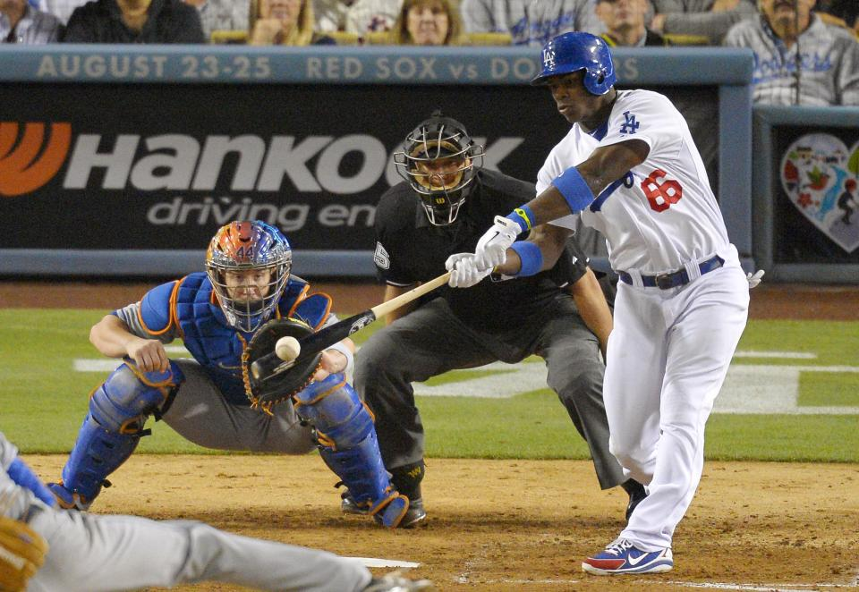 Dodgers rally to beat Mets 4-2 for 6th win in row