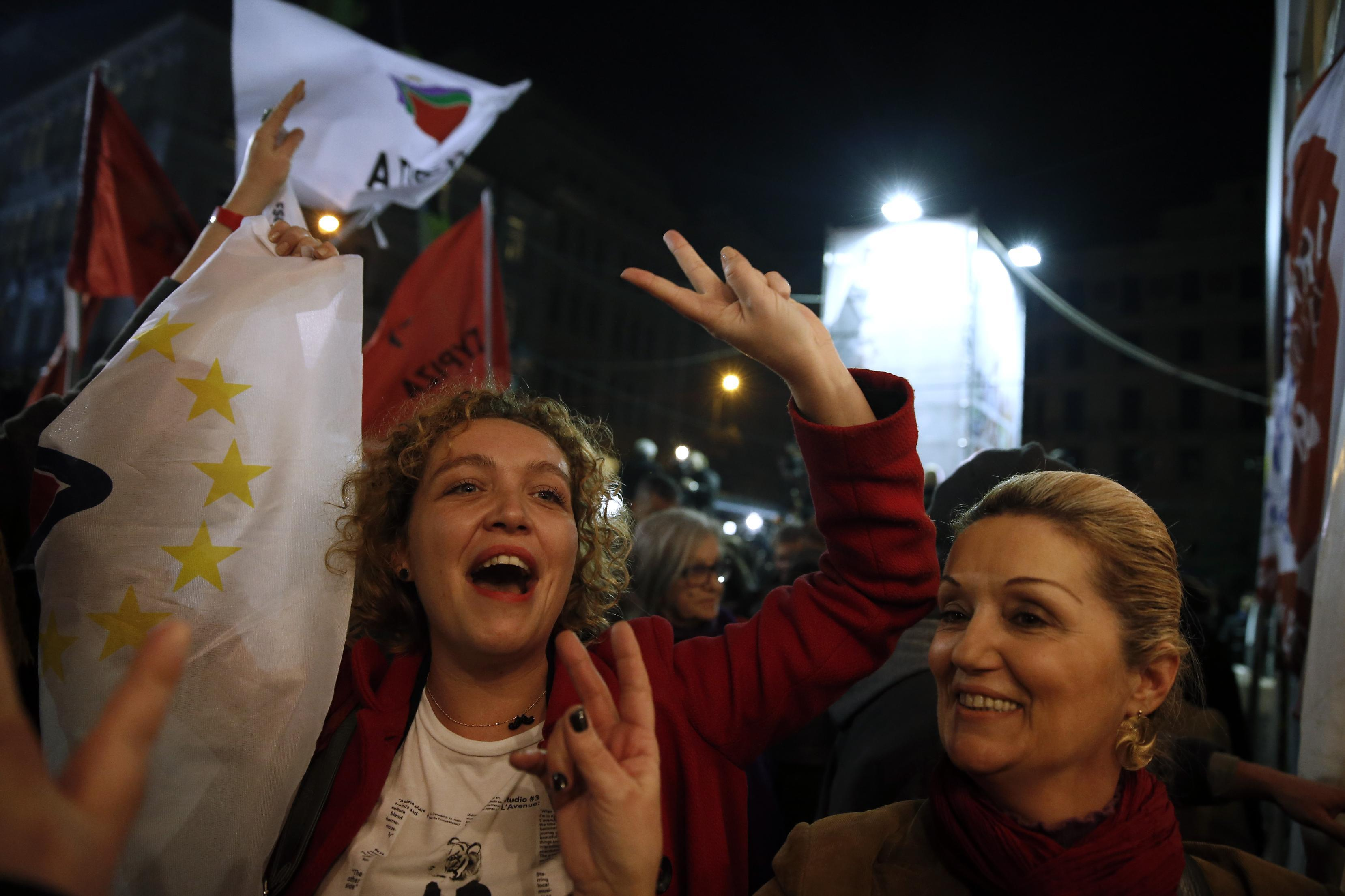 Greece's anti-bailout Syriza party wins election