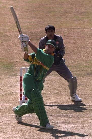 Gary Kirsten (RSA)          188*      UAE             Rawalpindi  1996