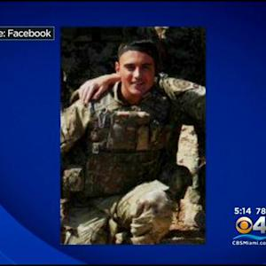 Body Found On Miami Sidewalk ID'd As Scottish Soldier