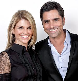 "John Stamos Says Full House's Lori Loughlin Is ""The One That Got Away"""