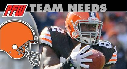 Cleveland Browns: 2013 team needs