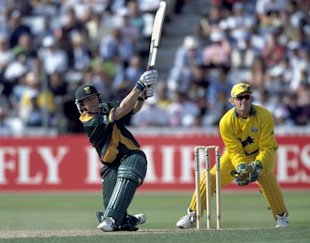 World Cup Semi-Final - Australia v South Africa