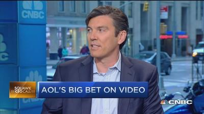 Content will go 'way up' in price: AOL CEO