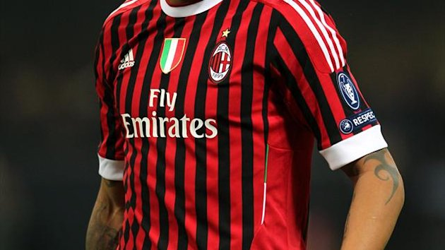 Kevin-Prince Boateng walked off the pitch after he was the subject of racist abuse