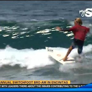 10th Annual Switchfoot Bro-Am in Encinitas