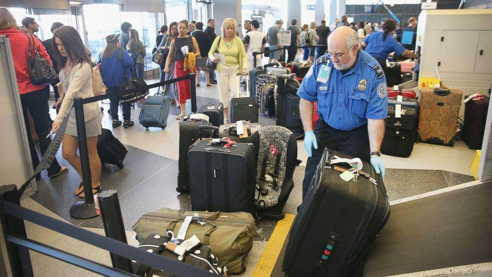 TSA Finds Record Number of Firearms in Carry-On Bags