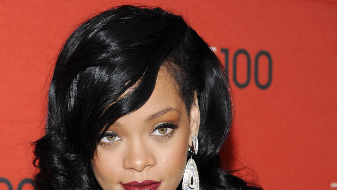 FILE - This April 24, 2012 file photo shows singer Rihanna attending the TIME 100 gala, celebrating the 100 most influential people in the world, at the Frederick P. Rose Hall in New York.   Rihanna has sued her former accountants in New York, blaming them for tens of millions of dollars in losses. The lawsuit was filed Thursday, July 5, in federal court in Manhattan. It seeks unspecified damages against New York based Berdon LLP and two accountants. A Berdon spokeswoman says the company has no immediate comment. (AP Photo/Evan Agostini, file)