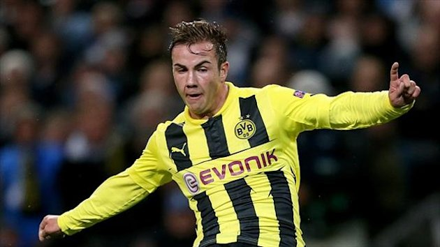 Mario Gotze is set to leave Borussia Dortmund
