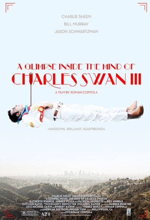&quot;A Glimpse Inside the Mind of Charles Swan III&quot; Poster