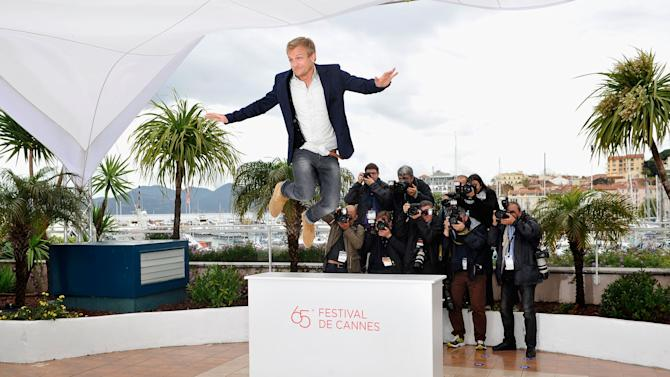 """Elefante Blanco"" Photocall - 65th Annual Cannes Film Festival"