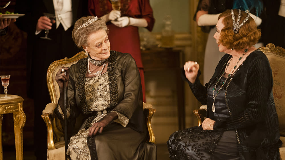 Maggie Smith to Leave 'Downton Abbey' After Next Season
