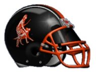 The Cooperstown Central Redskins helmet &#x002014; Mascotdb.com