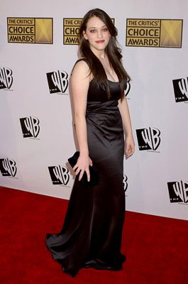 Kat Dennings 11th Annual Critics' Choice Awards Santa Monica, CA - 1/9/2006