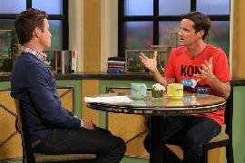 Filmmaker Jason Russell stops by Access Hollywood Live on March 9, 2012  -- Access Hollywood