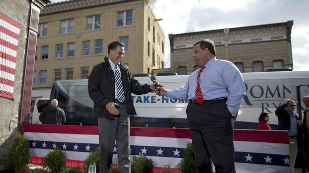 Christie Was the First Choice: the Romney Campaign's Veep Buyer's Remorse
