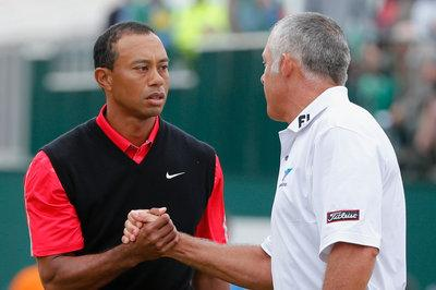 Steve 'Don't call me Stevie' Williams really wants Tiger Woods to call