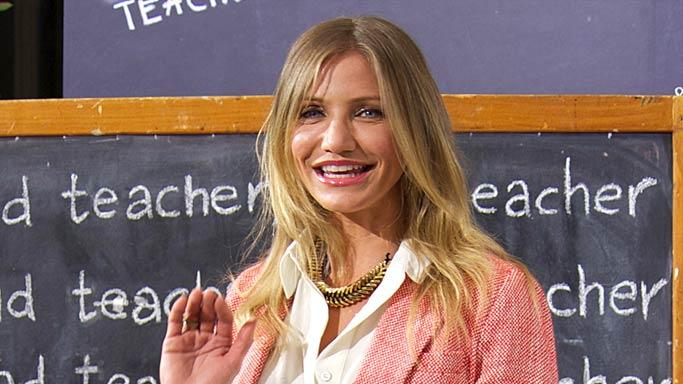 Cameron Diaz Bad Teacher Phtcll