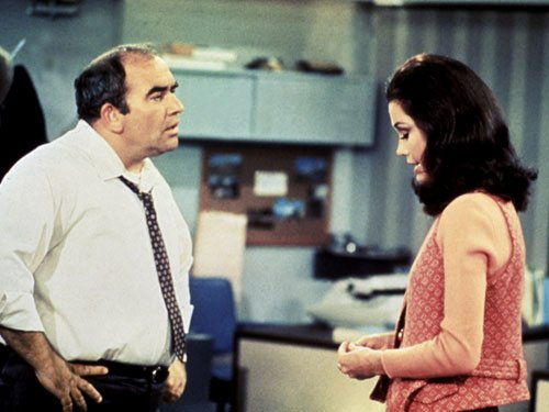THE MARY TYLER MOORE SHOW (1972)
